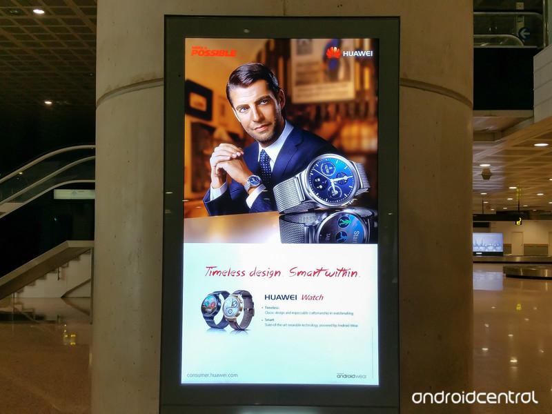 Huawei hodinky by mali vyzerať takto