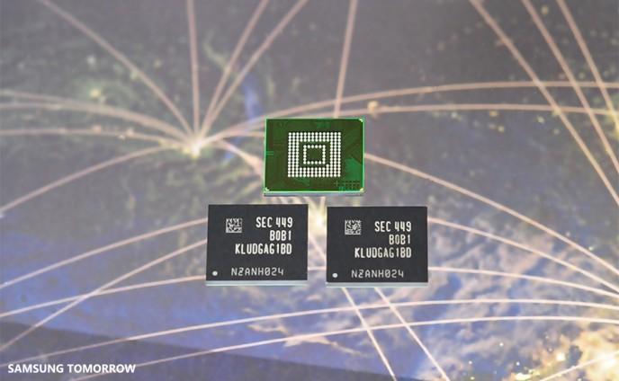 Nové úložisko od Samsungu má byť najrýchlejšie na trhu (zdroj: Samsung)
