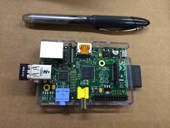 Základom lacných meteostaníc je 3D tlač a počítač Raspberry Pi (Autor: Heather Freitag, USAID/OFDA)