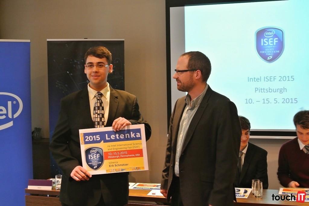 Erik Schmotzer je jedným z finalistov, ktorí poletia do Pittsburghu