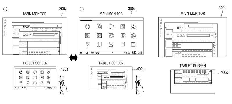 Displej mobilného zariadenia sa využije ako touchpad alebo v úlohe druhej obrazovky