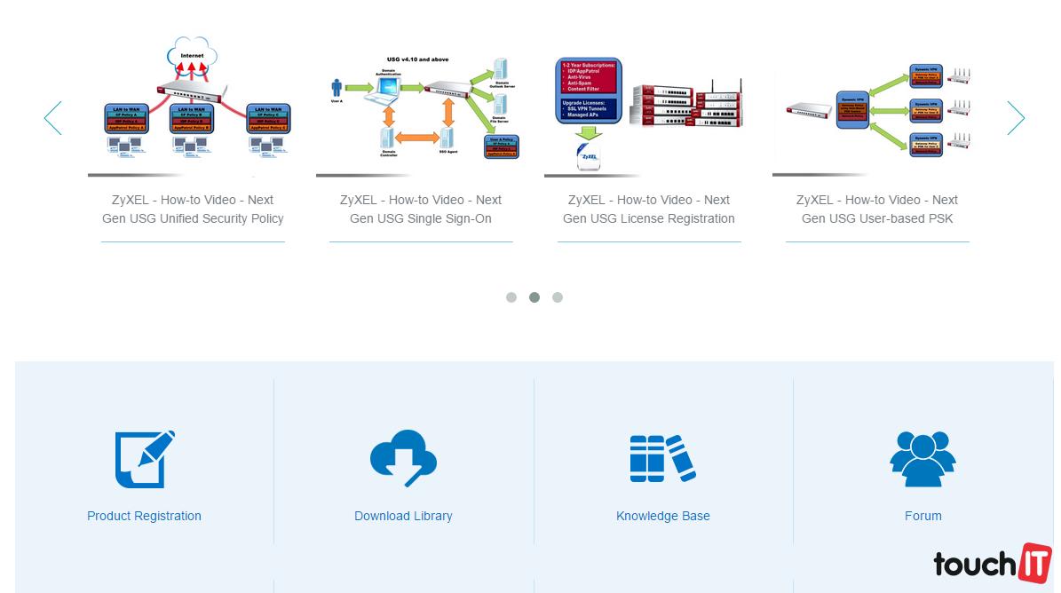 Nový portál ZyXEL Support Center uľahčí život všetkým užívateľom