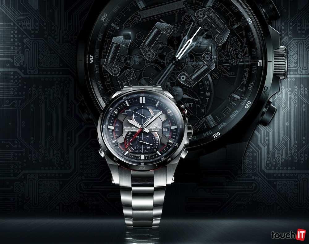 Pozrite sa na dizajnové lahôdky hodiniek Casio  4ef192fef6