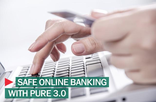 Ako bezpene posla peniaze cez Internet banking Potov