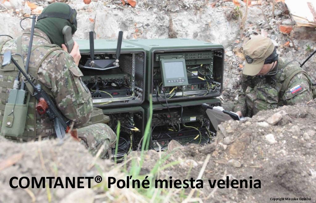 Využitie technológií na bojisku