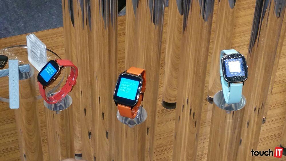Hodinky ASUS ZenWatch 2 ponúknu nevídanú variabilitu v segmente Android Wear zariadení