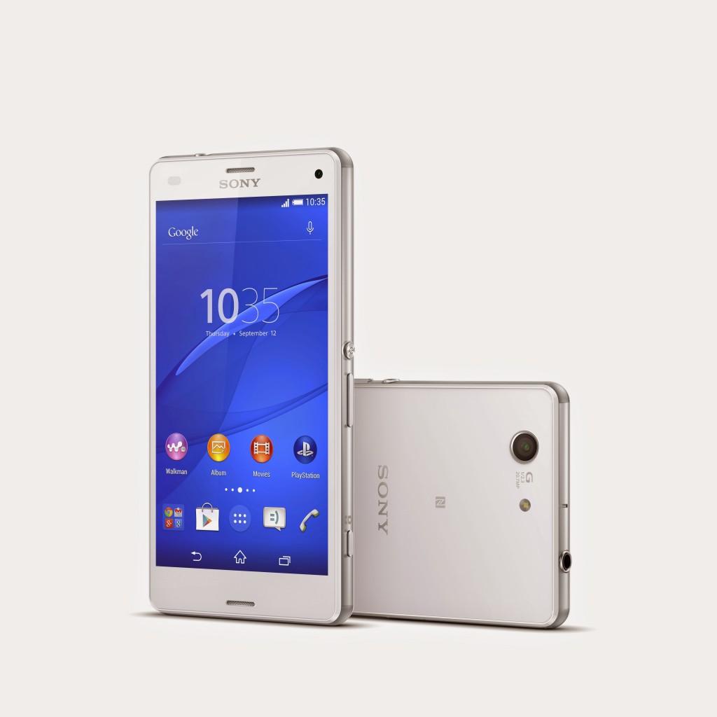 Super výkon v zmenšenom tele, to je hlavná charakteristika Sony Xperia Z3 Compact