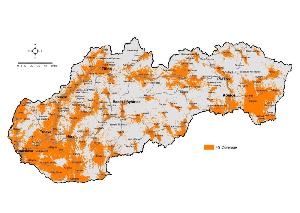 a5bb0cf57 Orange opäť rozširuje 4G sieť. Pozrite si kompletný zoznam miest a ...