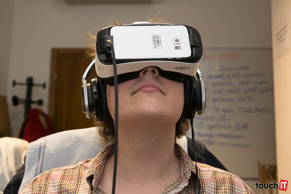 12b9d9462 Samsung Gear VR: Ako funguje virtuálna realita od Samsungu? | TOUCHIT