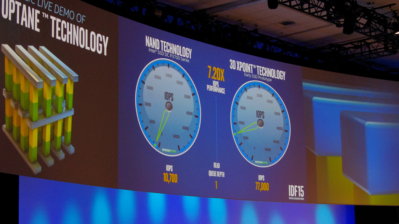 """Porovnanie """"novej"""" a """"starej"""" technológie SSD diskov (Autor: Alphr)"""