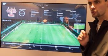 9ea83493a SAP analyzuje dáta z futbalového zápasu v reálnom čase