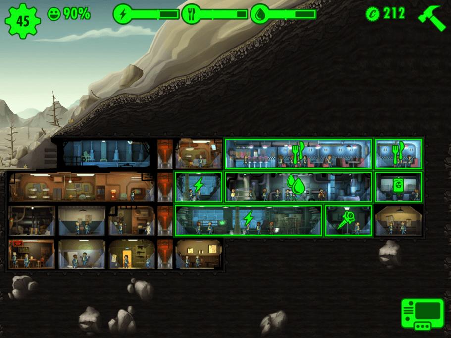 20de1a8db Viete, ktorá hra bola (aspoň dočasne) úspešnejšia ako Candy Crush Saga?  Fallout Shelter. Hoci je to free-to-play titul, odporúčame ho.