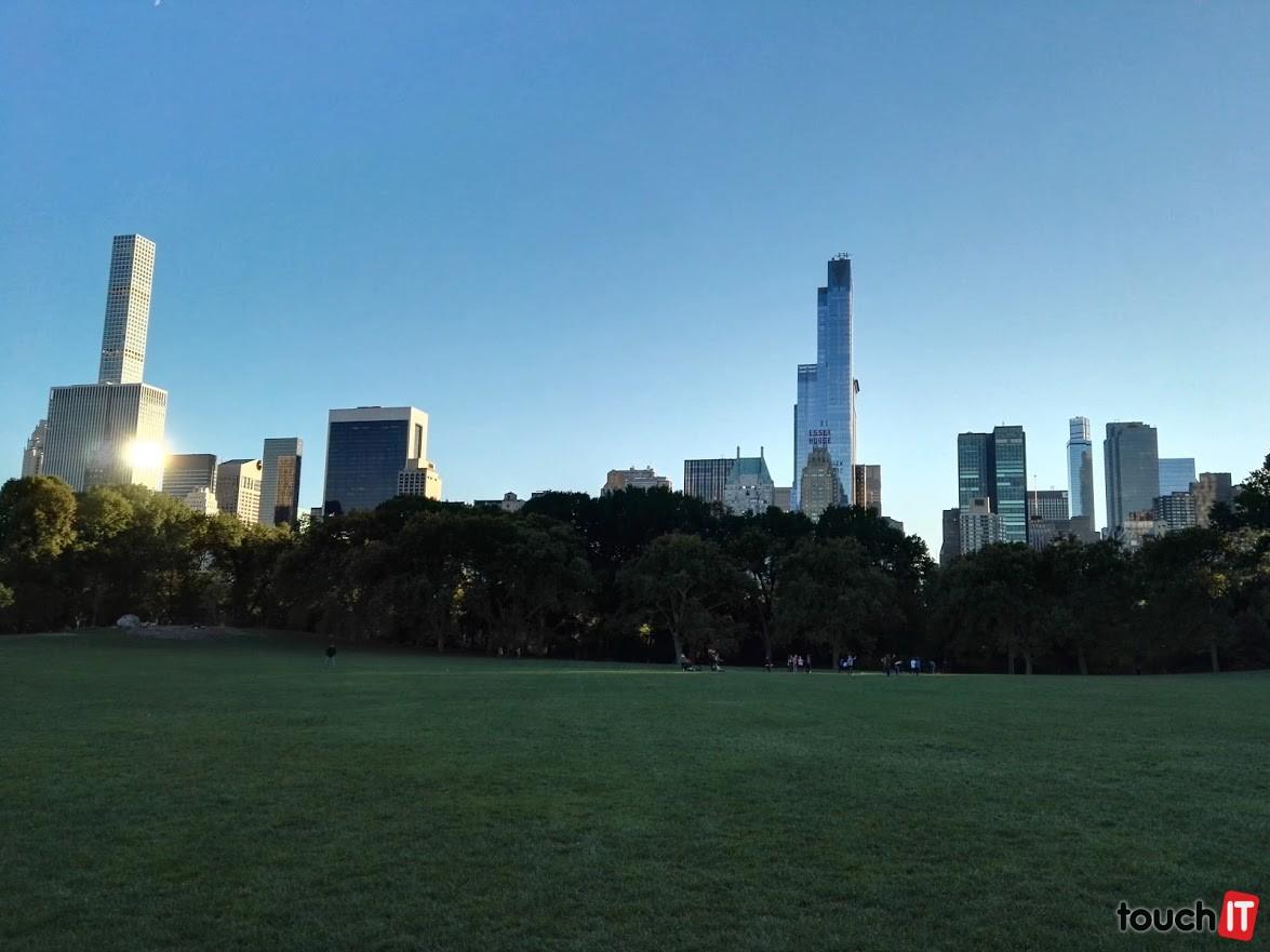 Central Park je ako oáza pokoja. Môžete sa tu schovať pred ruchom veľkomesta