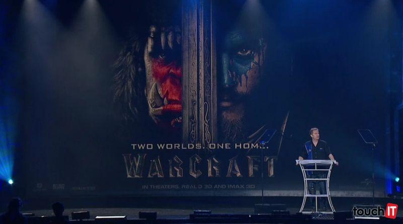 Blizzard rád expanduje aj do iných médií. Knihy a komiksy už existujú, film zo sveta Warcraftu príde budúci rok