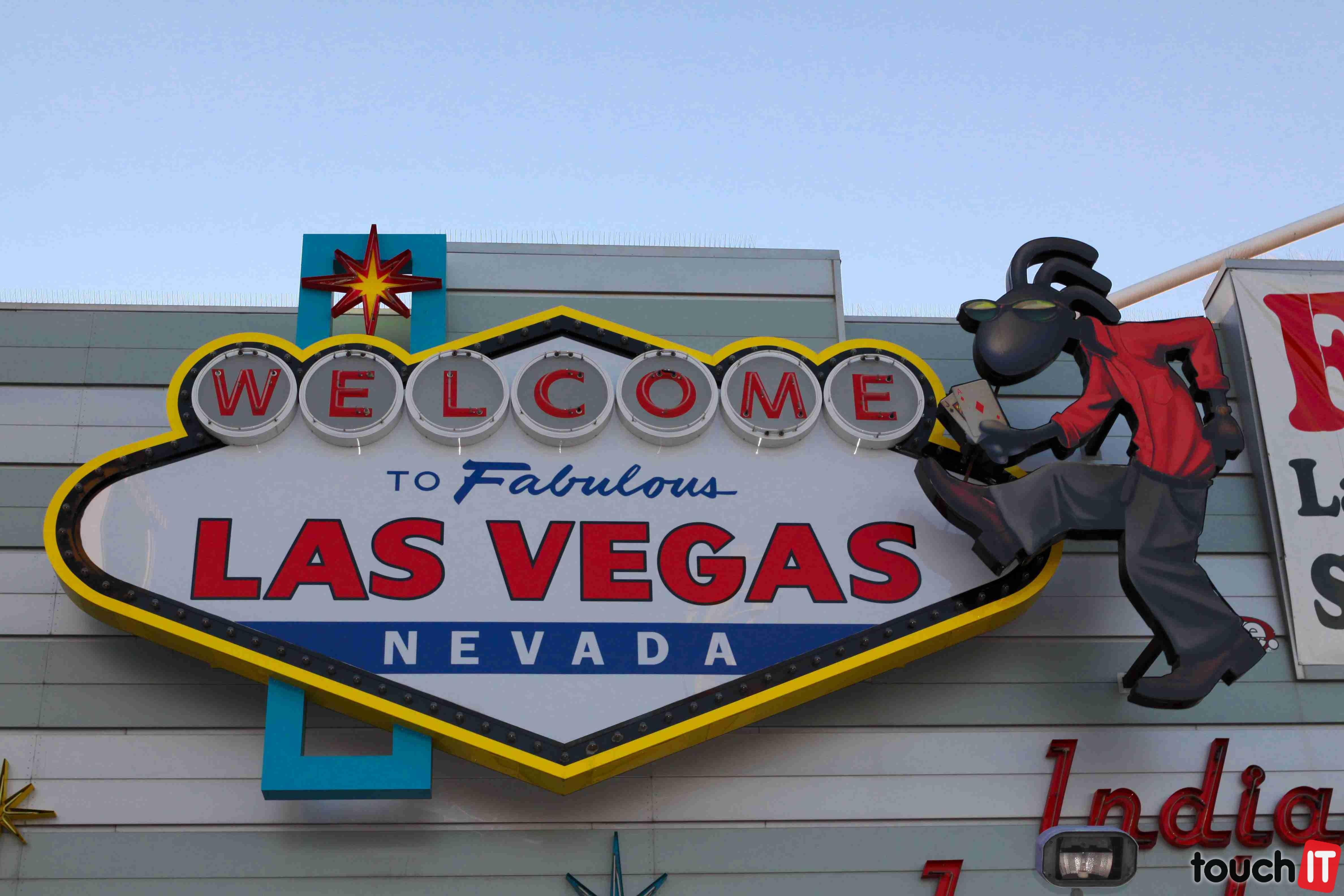 Las Vegas pripojiť