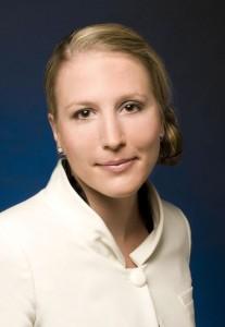 Dagmar Bošanská, členka architektonickej kancelárie verejnej správy na MF SR