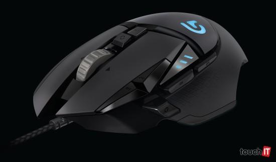 a104bc1b9 Logitech predstavuje novú hernú myš G502 Proteus Spectrum   TOUCHIT