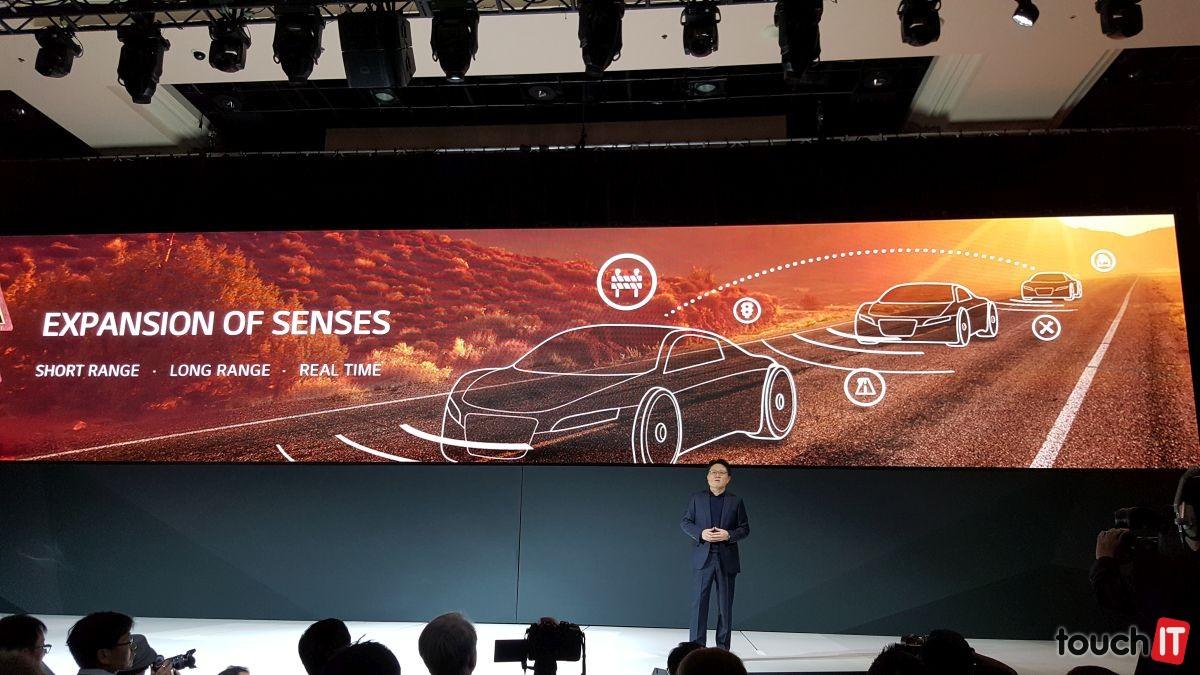 LG chce priniesť inovácie do automobilového priemyslu