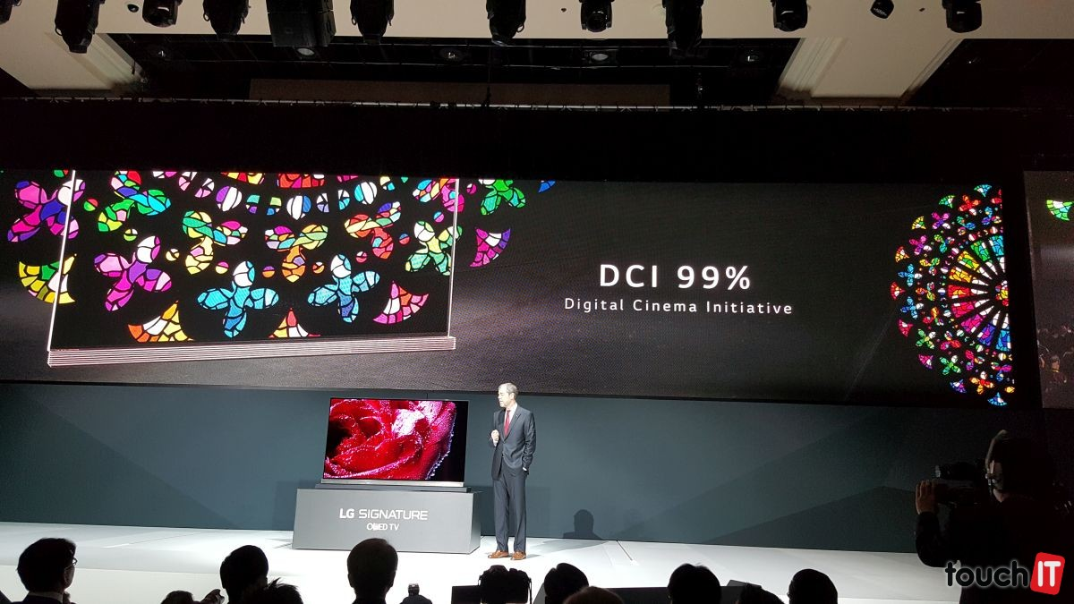 Nové 4K HDR OLED TV majú ponúknuť jedinečný obraz