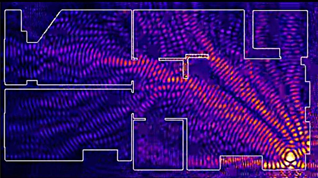 Sila Wi-Fi signálu je v rozličných častiach miestnosti aj bytu odlišná, vyžarovaniu mobilnej siete sa však nevyrovná