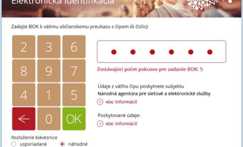 Takto sa prihlasujete do počítača cez aplikáciu eID klient