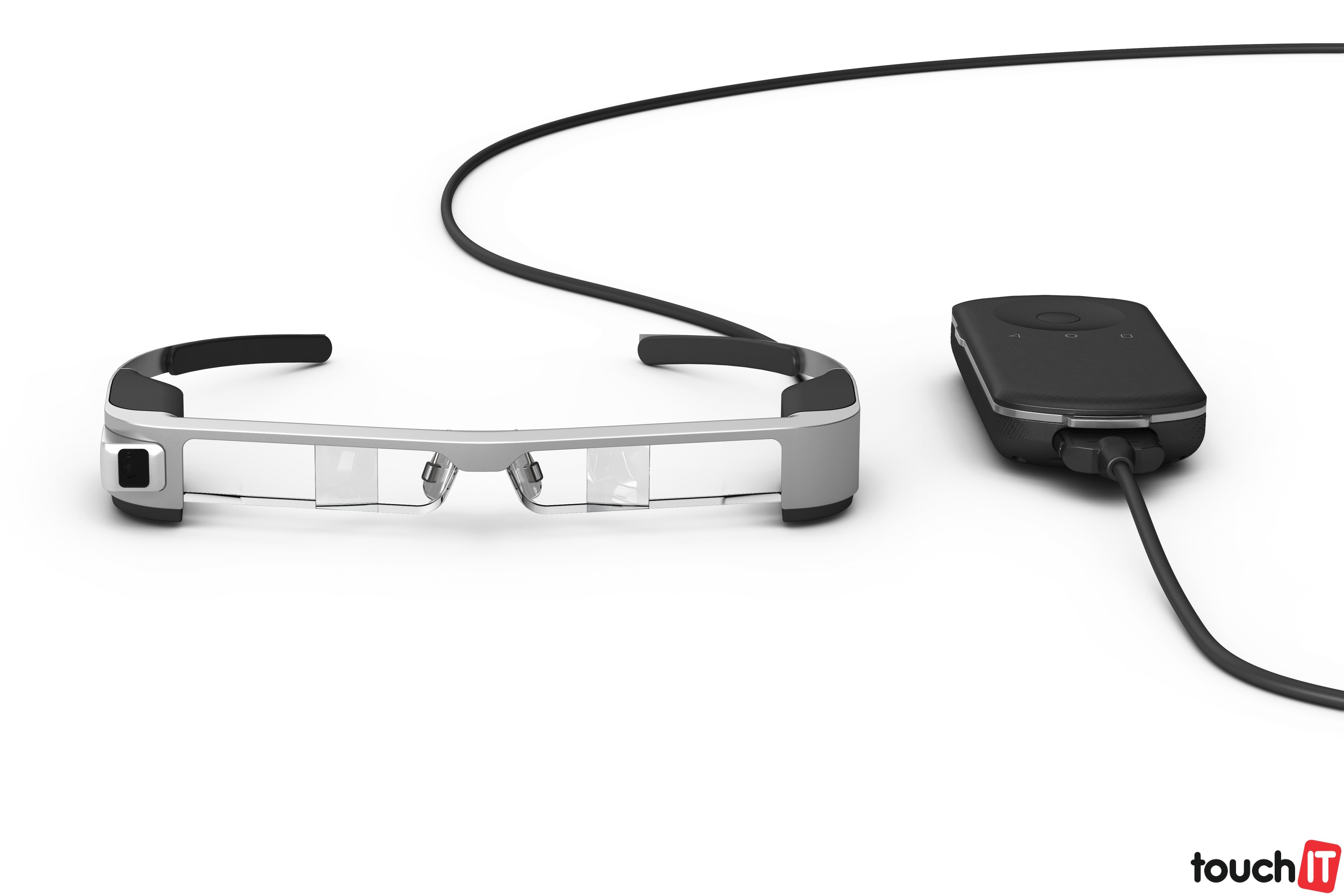 3724d33f4 MWC: Epson má najľahšie inteligentné okuliare s OLED displejom na svete