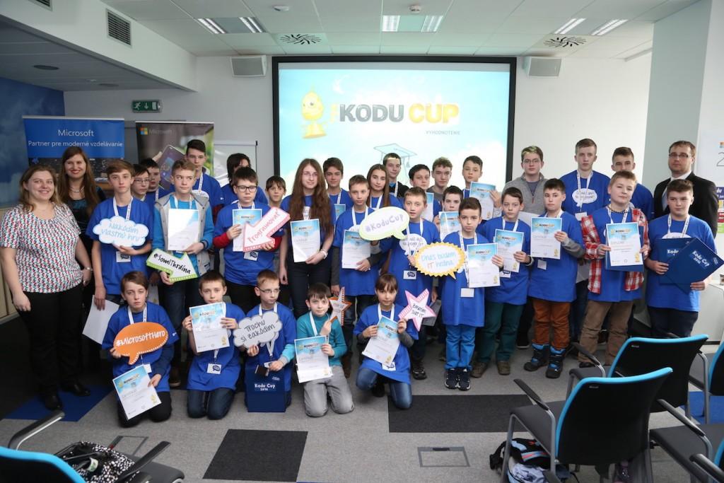 Finalisti KODU CUPu 2016_nowat