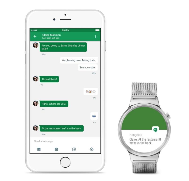 Android Wear funguje aj s iPhonom. Pripravte sa však na výrazné kompromisy
