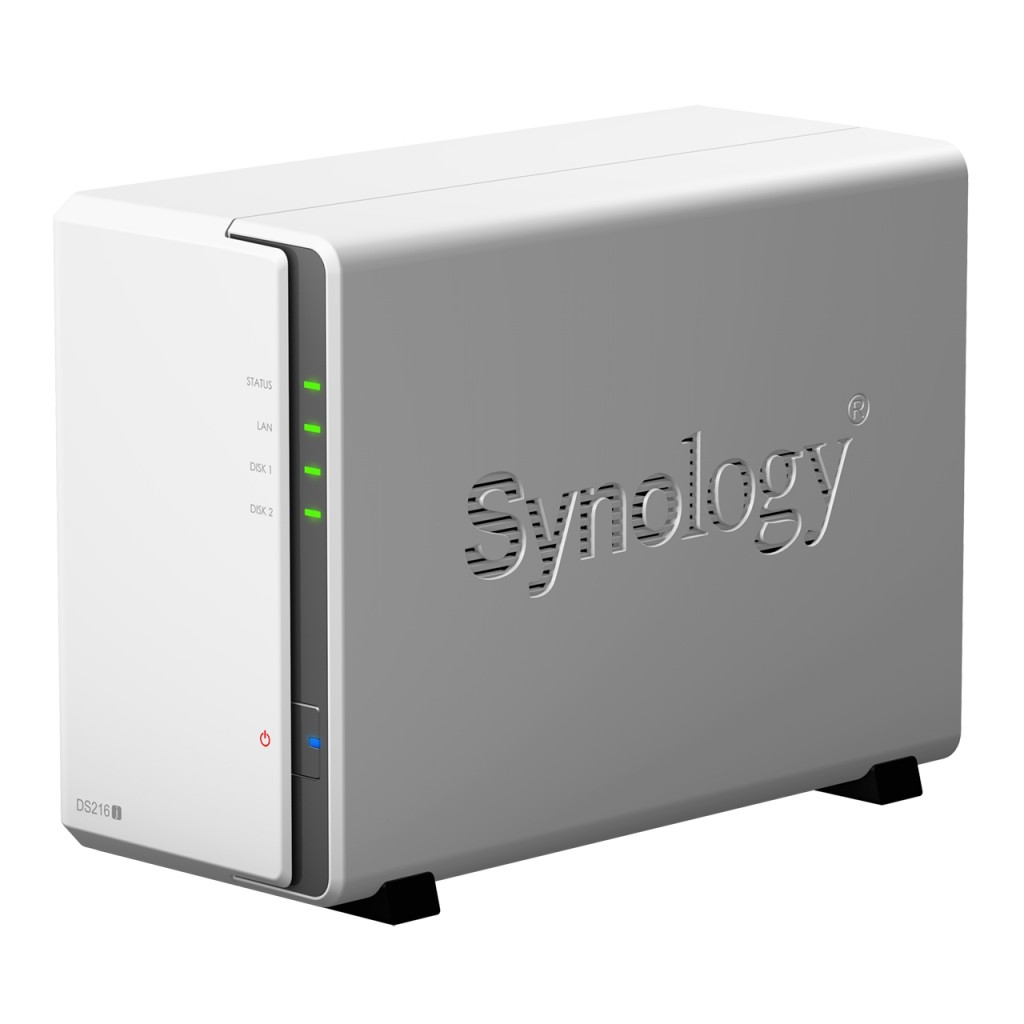 Synology DS216j_02_nowat
