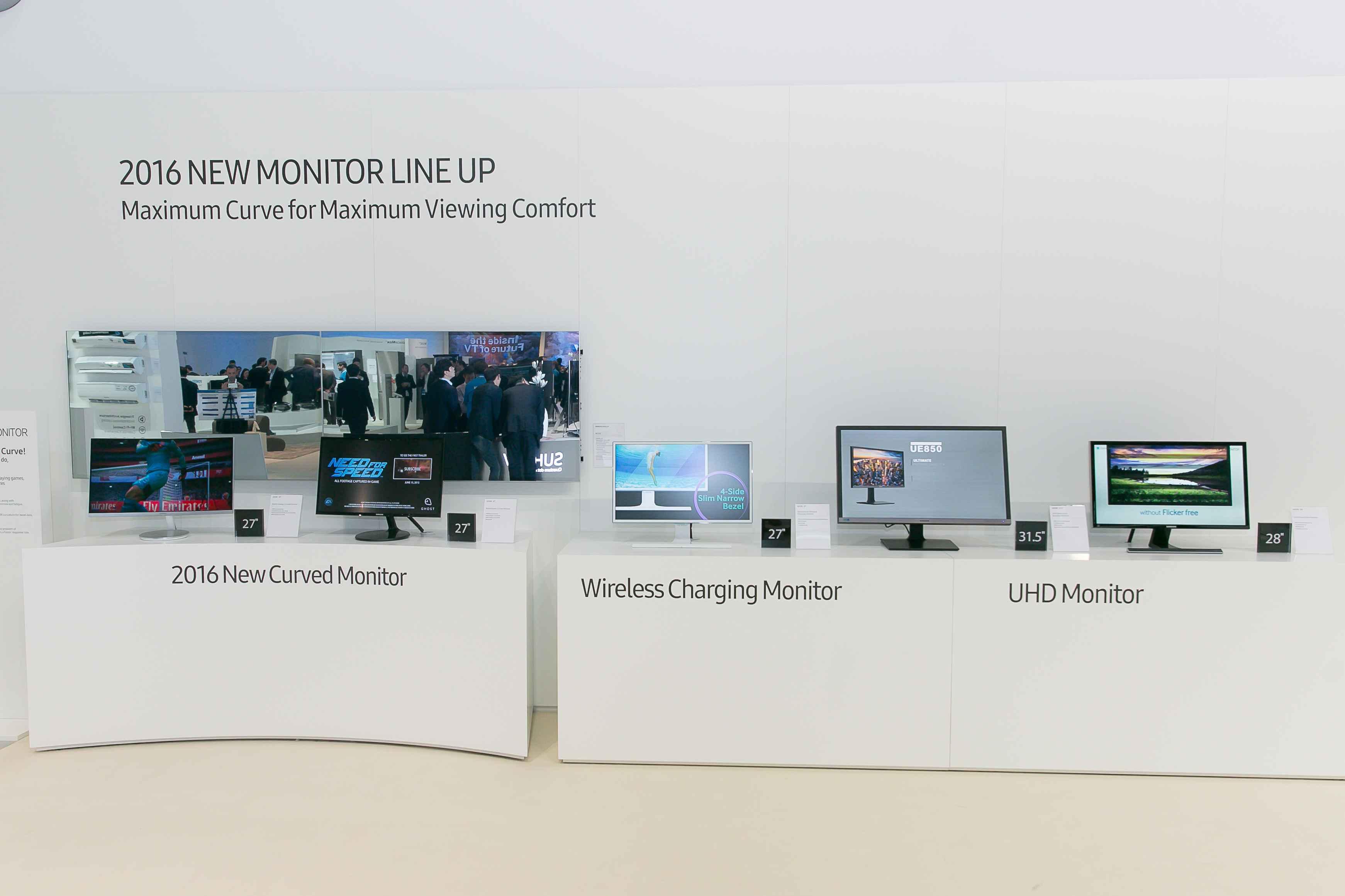 Toto je prehliadka najnovších monitorov Samsung. Zaujal nás model s bezdrôtovým nabíjaním smartfónu
