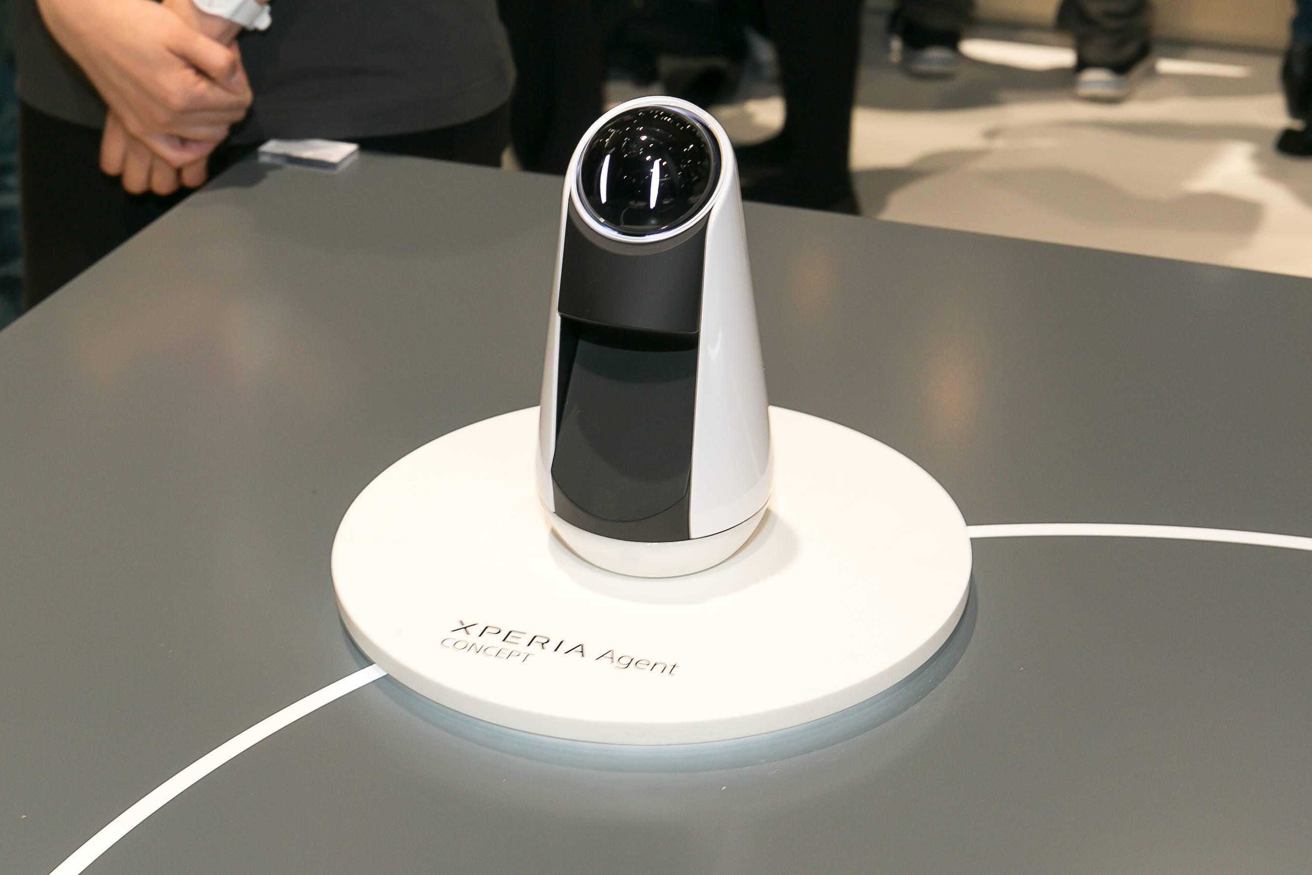 Xperia Agent je koncept 360°kamery od Sony