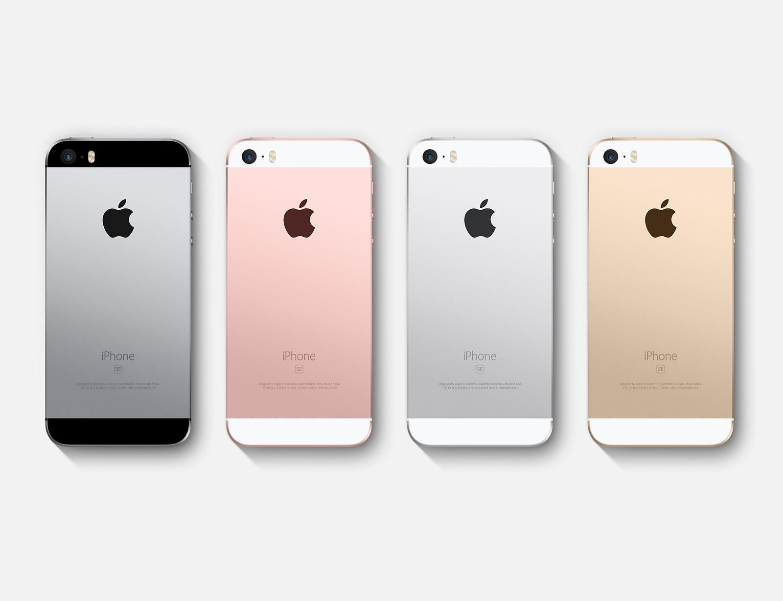 Telekom  Apple iPhone SE sa začne u nás predávať už 6. apríla  0cf44c5aee2