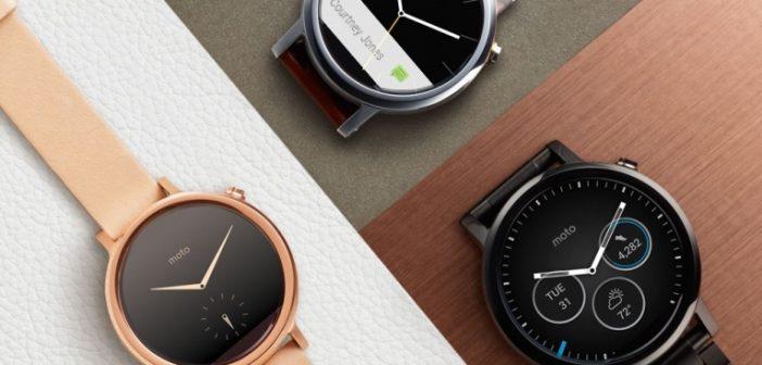 Recenzia  Inteligentné hodinky Moto 360 2. generácie so systémom Android  Wear 6db9a1c4b09