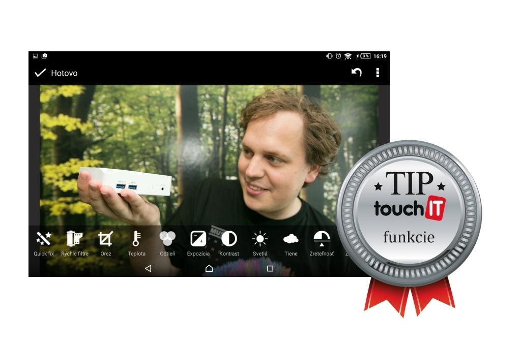 Zoner Photo Studio je výborná alternatíva k Fotkám Google