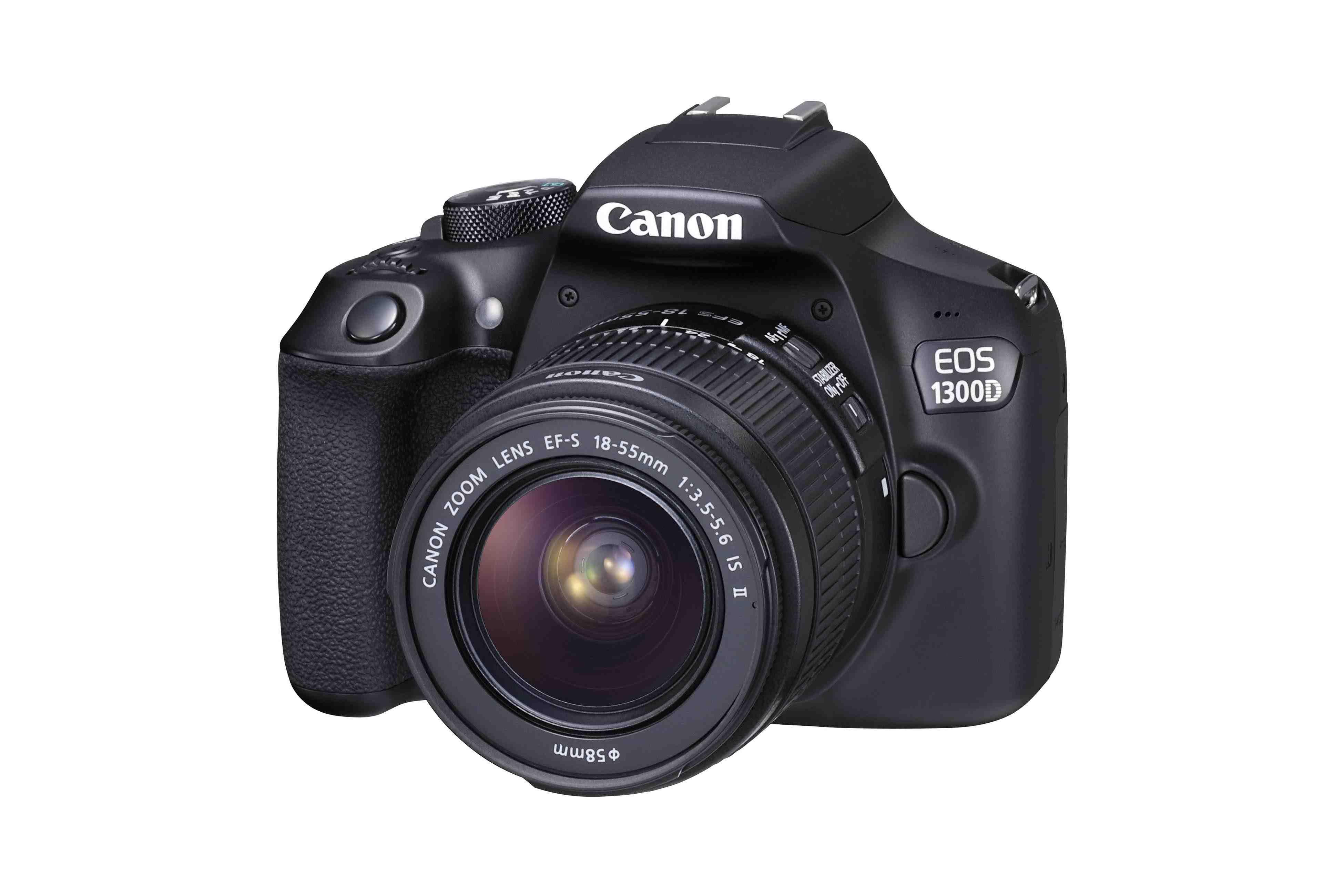 S týmto objektívom sme realizovali test Canon EOS 1300D