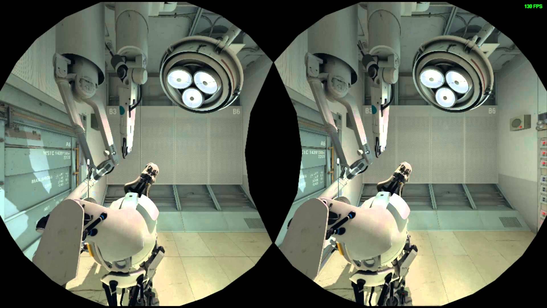 Princíp okuliarov virtuálnej reality spočíva v tom, že zobrazujú dva obrazy. Jeden pre každé oko. Výsledkom je 3D obraz, ktorý v kombinácii so senzormi v okuliaroch vytvára pocit uveriteľnej virtuálnej reality. Virtuálne okolie totiž reaguje na pohyb vašej hlavy