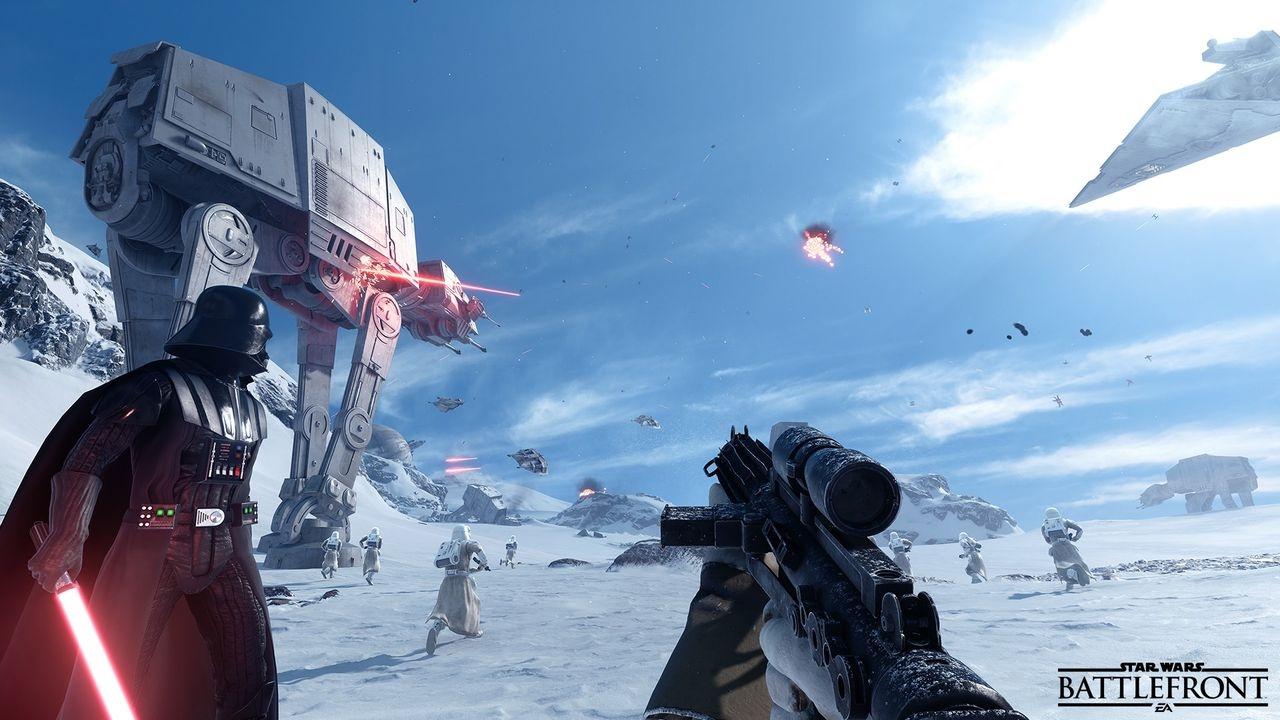 PlayStation získal pre svoju virtuálnu realitu silnú exkluzivitu. Strieľačku zo sveta Star Wars. Síce si ju dnes zahráte aj na počítači alebo Xboxe, avšak vo virtuálnej realite iba na PlayStation