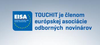TOUCHIT je rešpektovaný organizáciou EISA