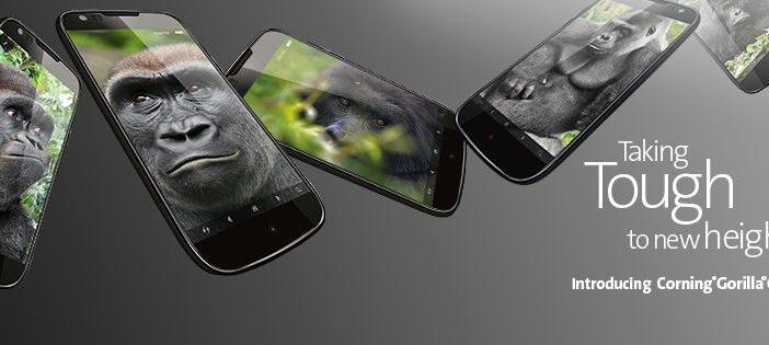 VIDEO: Nové ochranné sklo Corning Gorilla Glass 5 prežije až 80% pádov z výšky 1,6 metra