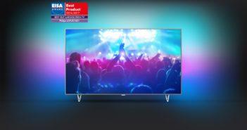 c6ced9942 Najvýhodnejším televízorom s veľkou uhlopriečkou sa stal model Philips  65PUS7601