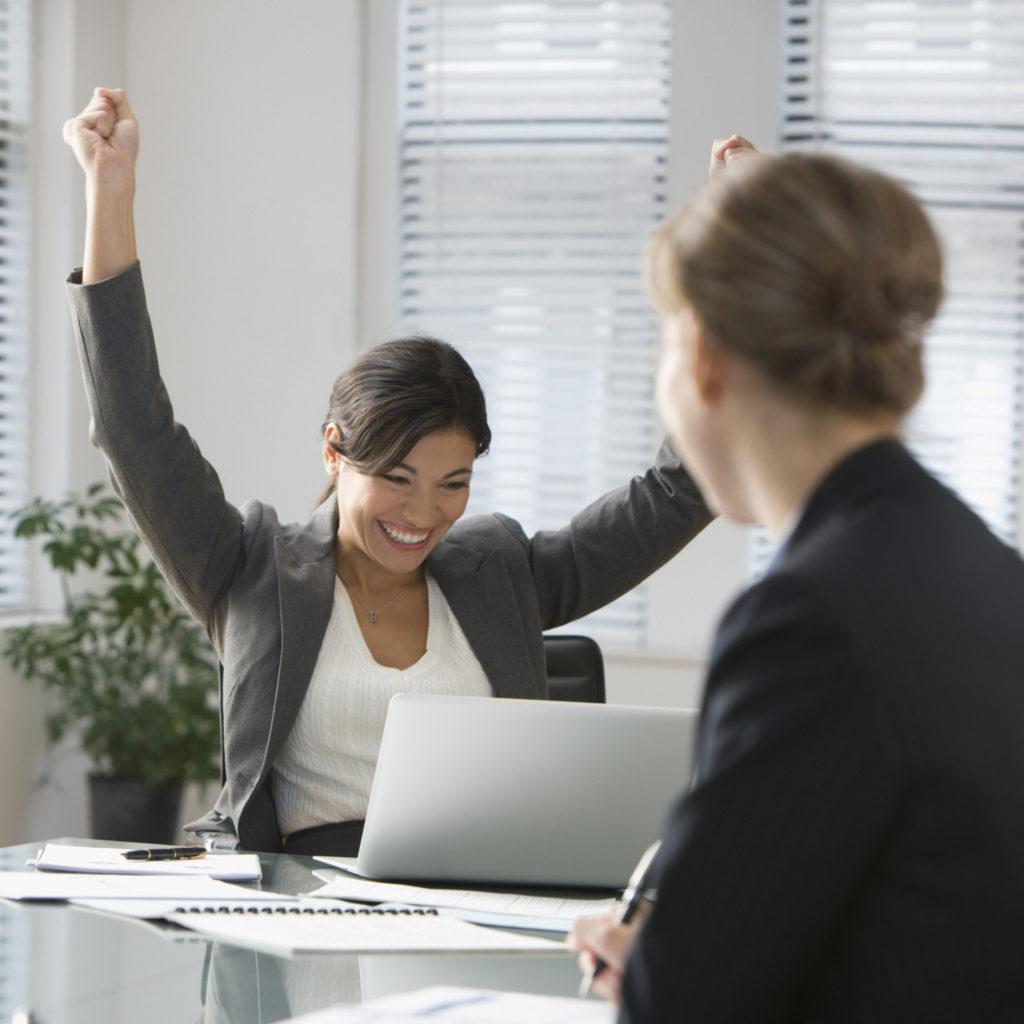 Vzťahy so zákazníkom sa razom vylepšia. Vedia, že je o nich postarané
