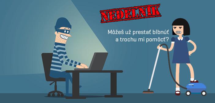 Čo sa stane, ak hacker v kukle zaskrutkuje procesor letovačkou do objímky?