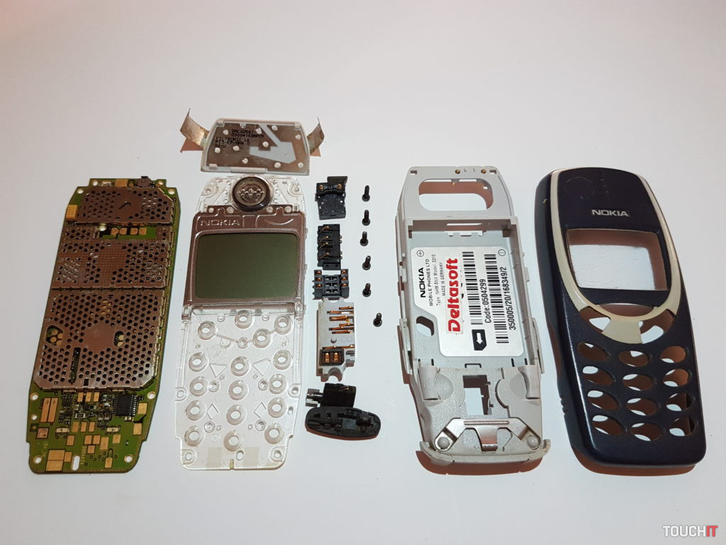 Nokia 3310-8