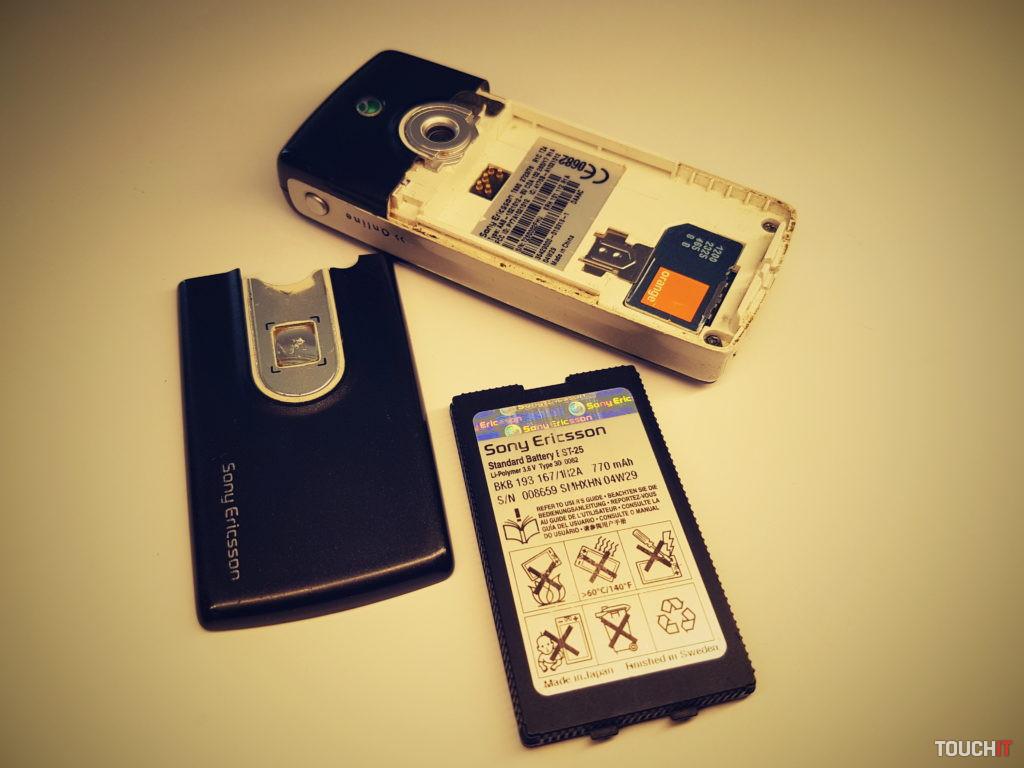 Sony Ericsson T630 12