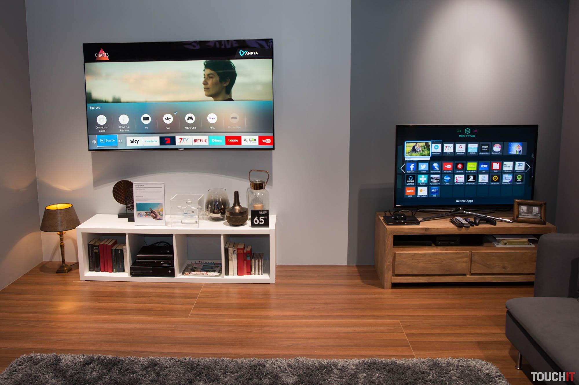 5e64216e9 VIDEO TOUCHIT: Samsung prezentoval až 10 ročnú záruku na televízory ...