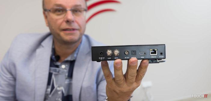 VIDEO TOUCHIT: Satelitný prijímač Openbox S3 – za super cenu mnoho funkcií