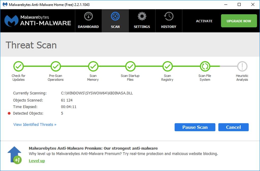 Program Malwarebytes Anti-Malware