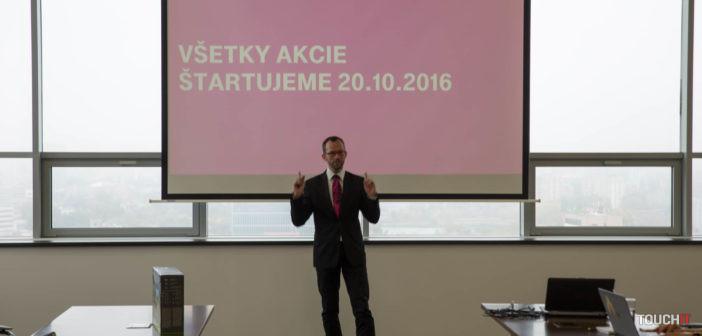VIDEO TOUCHIT: Vianoce v Telekome začínajú 20. októbra. Operátor pripravil množstvo akcií (doplnené)