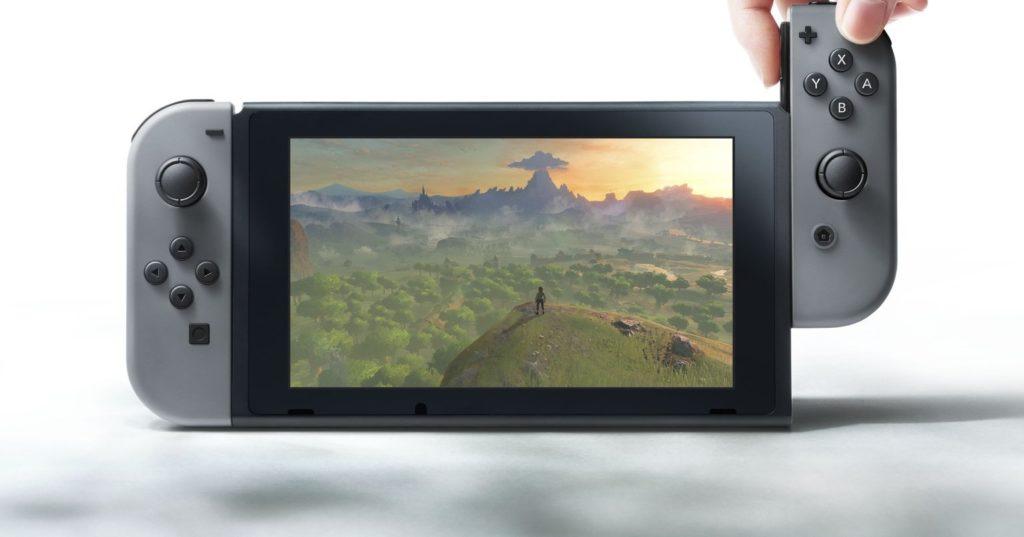 Nintendo Switch je v jadre herný tablet, na ktorom sa môžete hrať aj počas cestovania