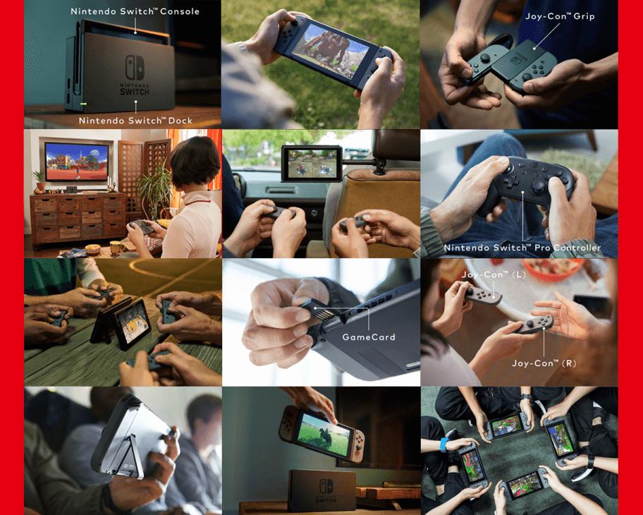 Na tejto fotke nájdete najdôležitejšie informácie, ktoré prezradil oficiálny trailer na Nintendo Switch